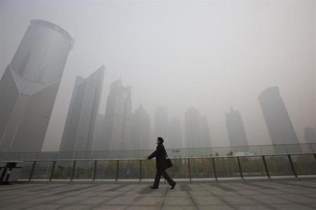 """焦点:中国治理京津冀空气污染 雾霾""""北消南长"""""""
