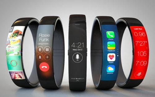 苹果iWatch将专注个人健康医疗